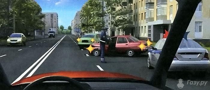 лучше возможность отступления от правил пдд водителей пожарного автомобиля должно быть