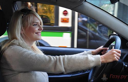 Хороший автоинструктор - вождение с улыбкой