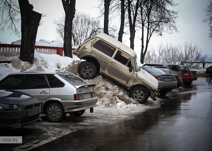 Правильная парковка видео уроки