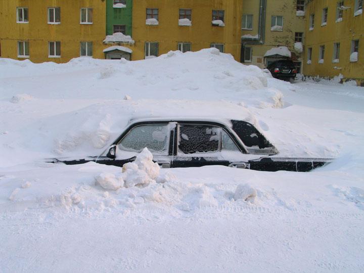 Как делать фото зимой